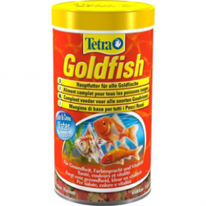 TETRA Goldfish 375g Alimentation poissons rouges