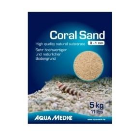 AQUA MEDIC Coral Sand 2-5 mm 5 kg
