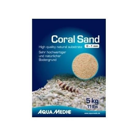 AQUA MEDIC Coral Sand 0-1 mm 5 kg