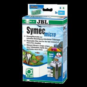 JBL SymecMicro - Ouate filtrante fine - 25 x 75 cm