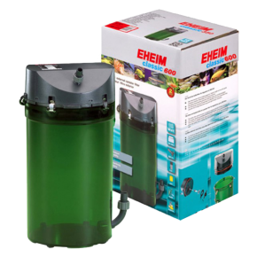 EHEIM Classic 600 - Filtre pour aquarium jusqu'à 600 L