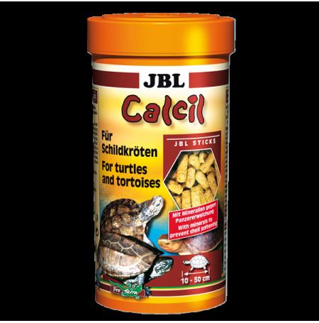 JBL Calcil, Complément Alimentaire Tortue - 250 ml
