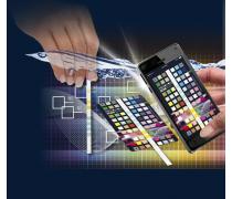 JBL ProScan Test multi-eau avec une évaluation par une application pour Smartphone