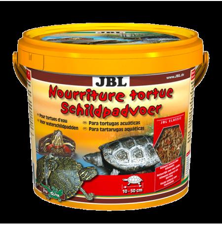 JBL Nourriture principale Tortue Aquatique - 2,5L