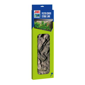 JUWEL Cache filtre Filter Cover Stone Lime 55,5 x 18,6cm