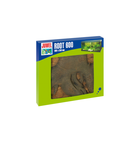 JUWEL Fond de décoration aquarium Root 600x 550mm