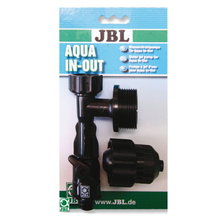 JBL Aqua IN-OUT, Pompe à jet d'eau pour set Aqua In-Out