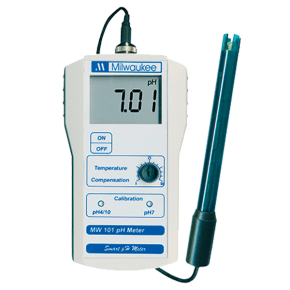 MILWAUKEE MW101 pH Meter, pHmètre portable