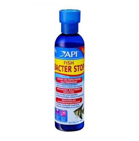 API Fish Bacter STOP - 237 ml
