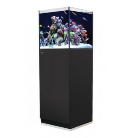 Aquarium RED SEA Reefer Nano + Meuble - Noir + RED SEA Coral Pro 22 Kilos OFFERT