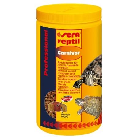 SERA Reptil Professional Carnivor - 80 g