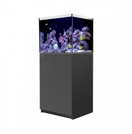 Aquarium RED SEA Reefer 170 + Meuble - Noir + RED SEA Coral Pro 22 Kilos OFFERT