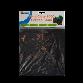 SUPERFISH Mousse Charbon - Pour Filtre Pond Clear 6000