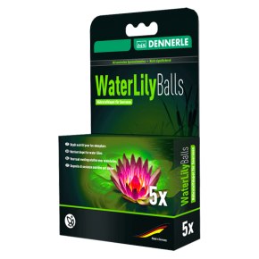 DENNERLE WaterLilyBalls - 5 Boules