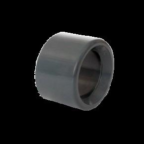 Réduction Ø 20/12 mm en PVC pour aquarium