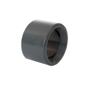 Réduction Ø 12/09 mm en PVC pour aquarium