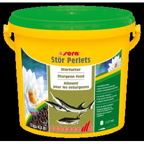 SERA Stör Chips XXL - Aliment pour Esturgeons - 1,7 kg