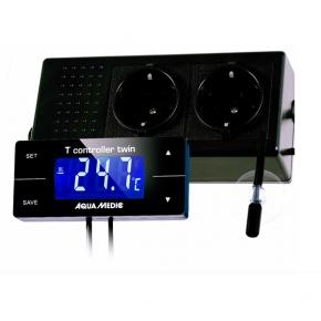 AQUA MEDIC T-Controller Twin - Thermostat Numérique Aquarium