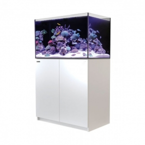 Aquarium RED SEA Reefer 250 + Meuble - Blanc
