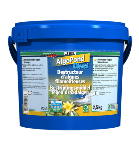 JBL AlgoPond Direct - Anti algues filamenteuses - 2,5 kg