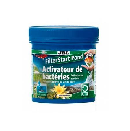 JBL FilterStart Pond 250g Bactéries de démarrage