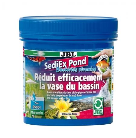 JBL SediEX Pond 2,5kg Anti vase