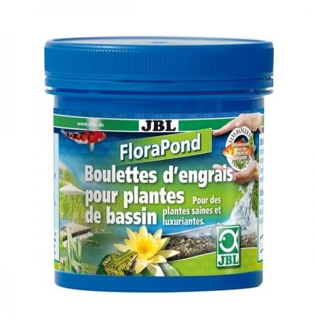 JBL FloraPond - Boules d'engrais - 8 Pièces