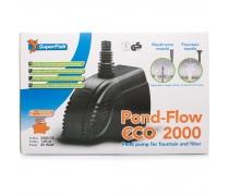 SUPERFISH Pond-Flow ECO 2000 Pompe bassin 2000l/h