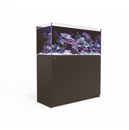 Aquarium RED SEA Reefer 350 + Meuble - Noir + RED SEA Coral Pro 22 Kilos OFFERT