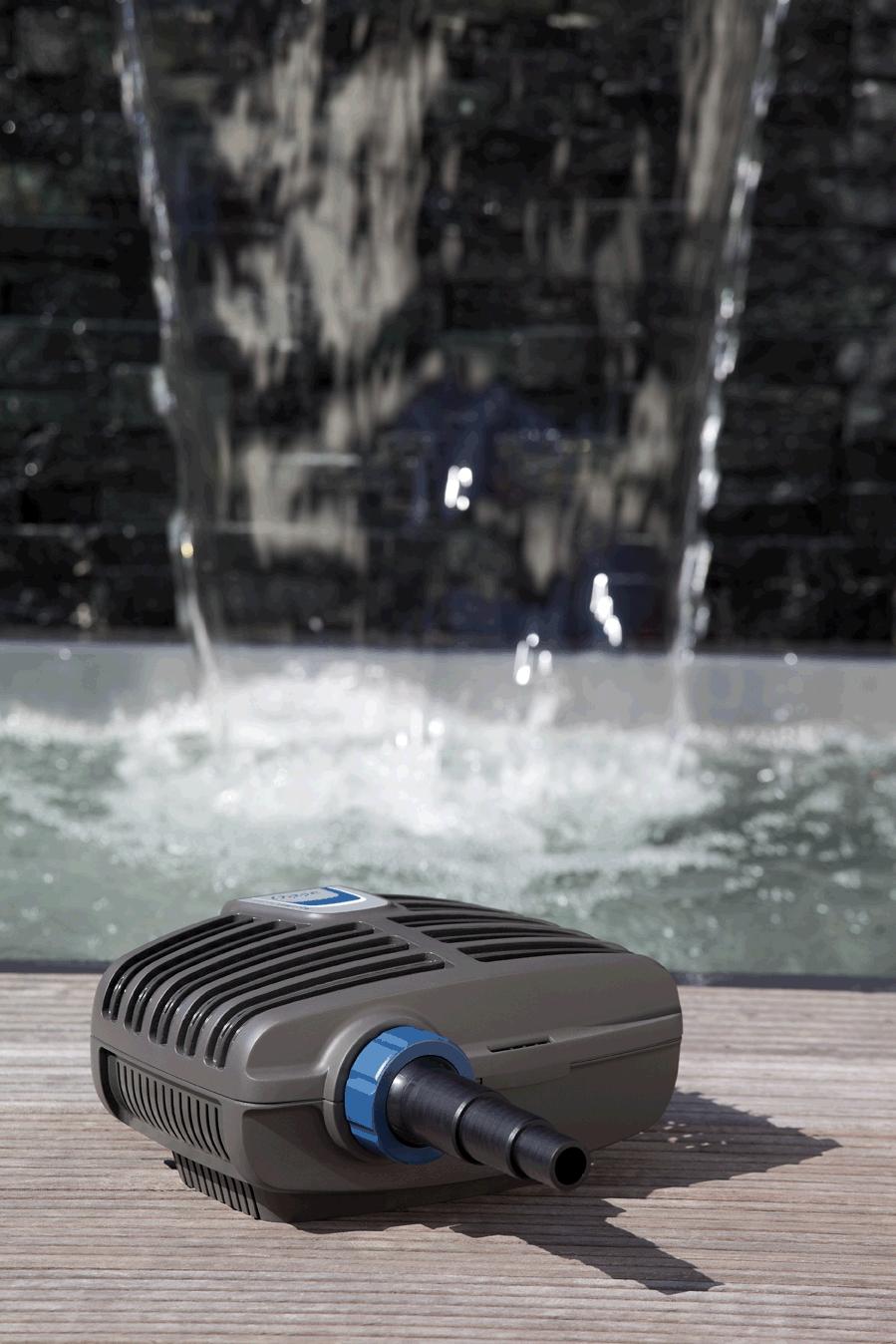 Pompe pour bassin oase aquamax eco classique 3500 - Pompe bassin oase ...