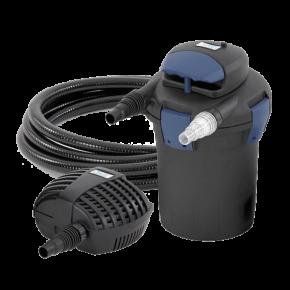 OASE BioPress Set 4000 - Filtre + UV + Pompe pour Bassin jusqu'à 4000 L