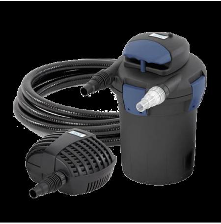 Oase biopress set 4000 filtre pour bassin de jardin for Filtre pour bassin de jardin