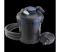 OASE BioPress Set 6000 - Filtre + UV + Pompe pour Bassin jusqu'à 6000 L