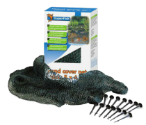 SUPERFISH Filet Protection Bassin 3x2m + 10 piquets