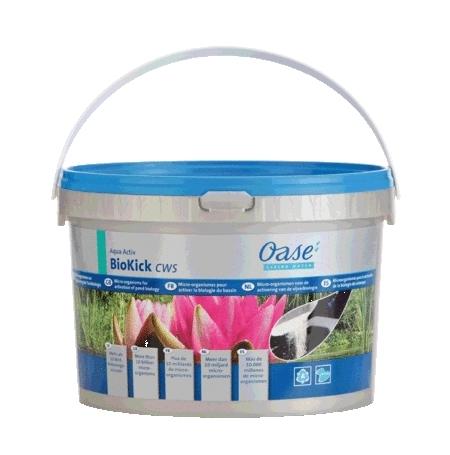 OASE BioKick - Activateur de filtre de Bassin - 2 litres