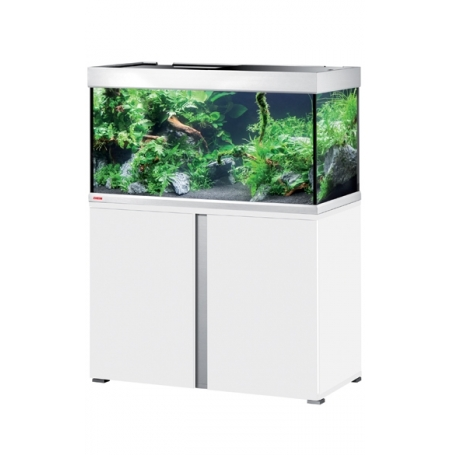 Aquarium EHEIM Proxima 250 + meuble - Blanc