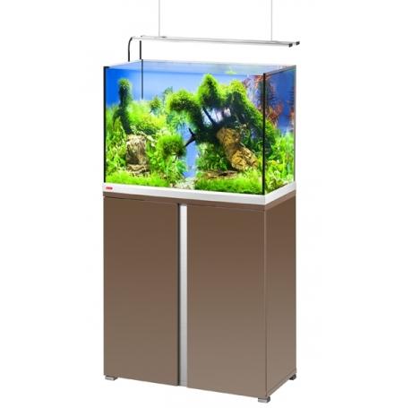 Aquarium EHEIM Proxima Plus 175 + meuble - Moka
