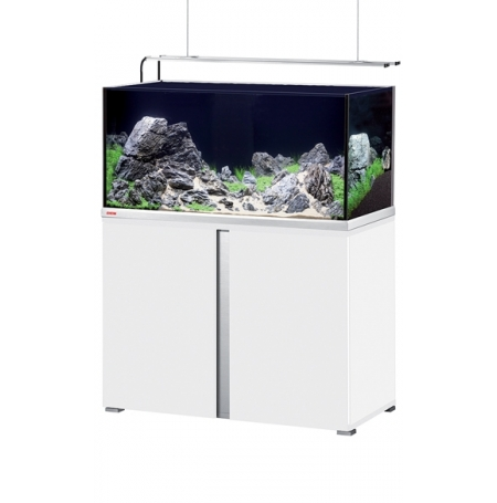 Aquarium EHEIM Proxima Plus 250 + meuble - Blanc