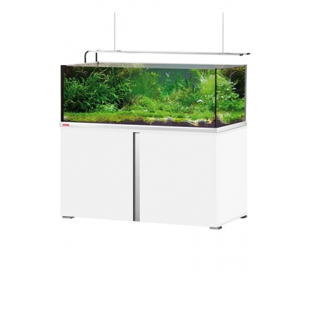 Aquarium EHEIM Proxima Plus 325 + meuble - Blanc