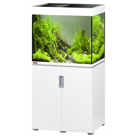 aquarium eheim incpiria 200 meuble blanc. Black Bedroom Furniture Sets. Home Design Ideas