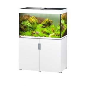 Aquarium EHEIM Incpiria 300 + meuble - Blanc