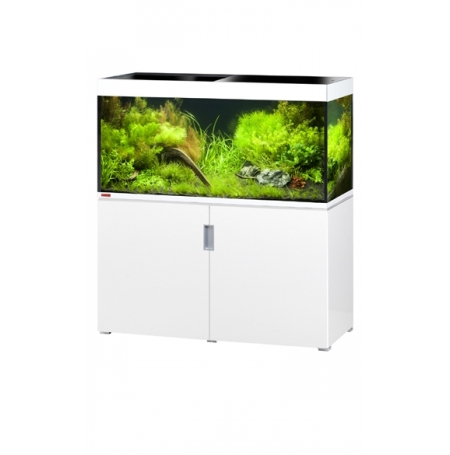 Aquarium EHEIM Incpiria 400 + meuble - Blanc