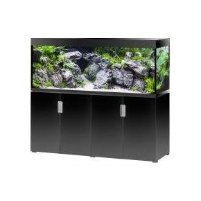 Aquarium EHEIM Incpiria 500 + meuble - Noir