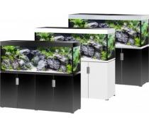 Aquarium EHEIM Incpiria 500 + meuble - Argent etNoir