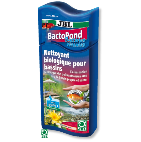 JBL BactoPond  - Bactéries Bassin - 500ml