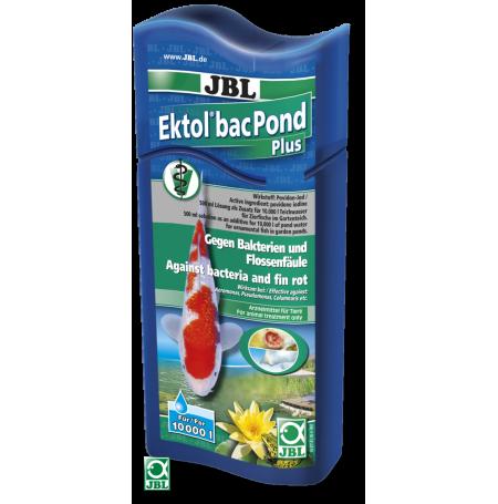 JBL Ektol bac Pond Plus 500ml - Antibactérien