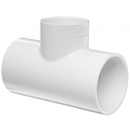 T PVC Ø25mm ROYAL EXCLUSIV - Blanc