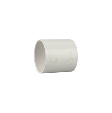 Manchon PVC Ø50mm ROYAL EXCLUSIV - Blanc