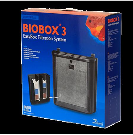 AQUATLANTIS Biobox 3 - Filtre aquarium jusqu'à 500 L