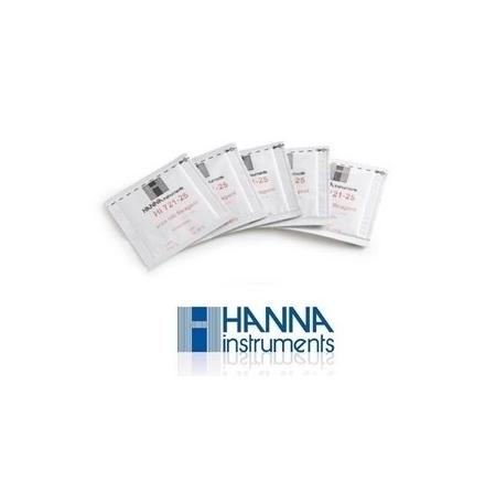 HANNA Reactifs Mini-photomètre Phosphates Low Range - 25 sachets